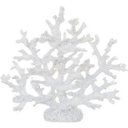 Coastal Home Large Coral Tree Figurine
