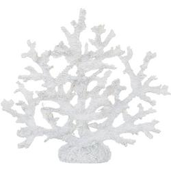Large Coral Tree Figurine