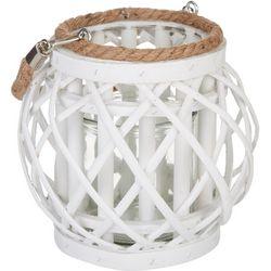 Coastal Home Willow Lantern