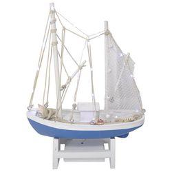 Coastal Home LED Ship Tabletop Decor