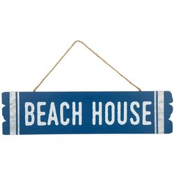 Coastal Home Beach House Wall Sign