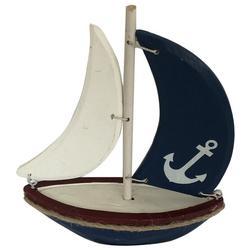 Anchor Boat Tabletop Decor