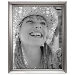 Malden Concourse Pewter Picture Frame