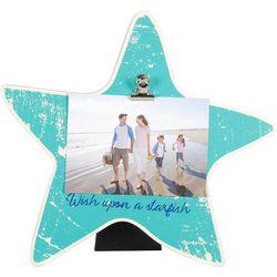Malden 4'' x 6'' Starfish Clip Photo Frame