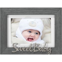 Malden 4'' x 6'' Sweet Baby Photo Frame