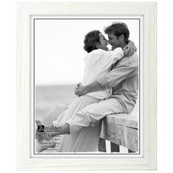 8'' x 10'' White Wash Photo Frame