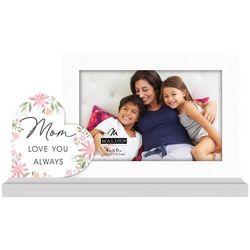 Malden 4'' x 6'' Mom Love You Always Photo Frame