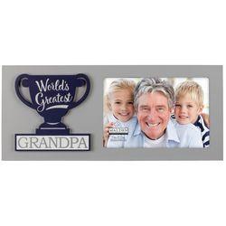 Malden 4'' x 6'' World's Greatest Grandpa Photo Frame