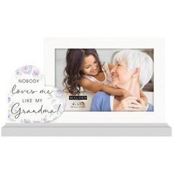4'' x 6'' Nobody Loves Me Like My Grandma Photo Frame