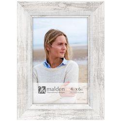 Malden 4'' x 6'' Coastal Solid Photo Frame
