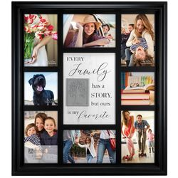 Malden 8 Opening Family Story Collage Photo Frame
