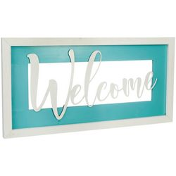 TradSie Welcome Wall Sign