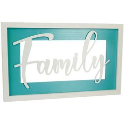 TradSie Family Wall Sign