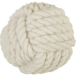Three Hands Corp. 6'' Knot Rope Ball Decor