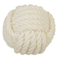 Three Hands Corp. 5.5'' Knot Rope Ball Decor