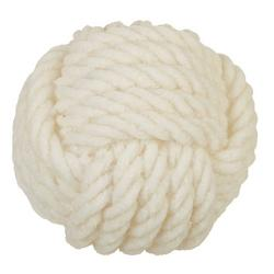 5.5'' Knot Rope Ball Decor