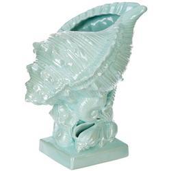 13'' Conch Vase