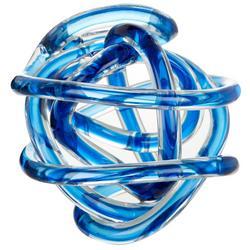 6'' Glass Knot Ball Decor