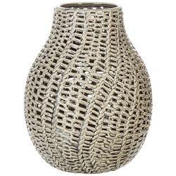 Three Hands Corp. 11'' Rope Vase