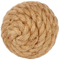 5.5'' Rope Ball Decor