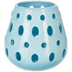 Circle Pierced Vase