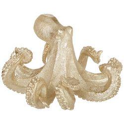 Sagebrook Home 6'' Octopus Figurine