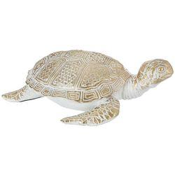 Sagebrook Home 9'' Sea Turtle Decor