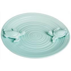 14'' Sea Turtle Decorative Plate