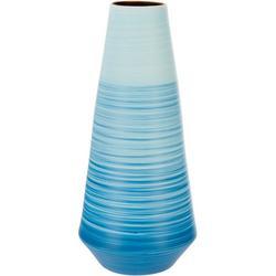16.5'' Ombre Stripe Vase