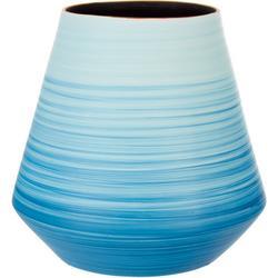 11.5'' Ombre Stripe Vase