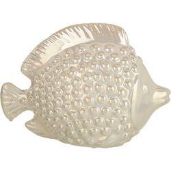 Sagebrook Home Ceramic Fish Figurine