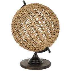 Rattan Globe Decor