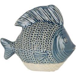 9'' Ceramic Fish Figurine