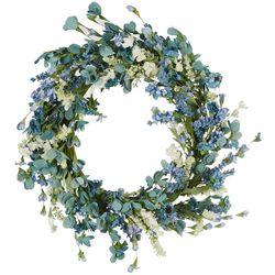 Melrose 13'' Floral Wreath