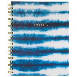 Eccolo Tie Dye Spiral Journal