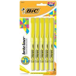 Bic 5-pk. Brite Liner Highlighters