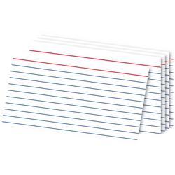 Office Depot 300-pk. Ruled Index Cards