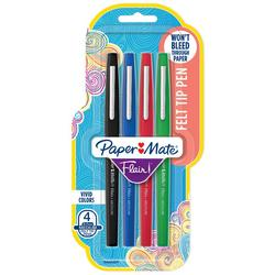 Paper Mate 4-pk. Vivid Colors Felt Tip Pen Set