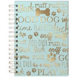 Dog Phrase Spiral Journal