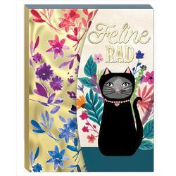 Feline Rad Pocket Note Pad