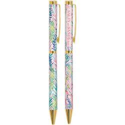 Lady Jayne Ltd. 2-pc. Palms Pen Set