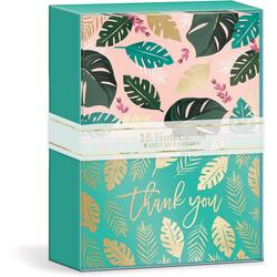 . Tropical Nights Thank You Note Card Set