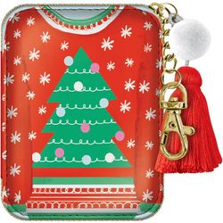 . Ugly Christmas Sweater Zip Pouch