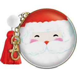 . Holiday Santa Zip Pouch