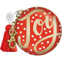 . Holiday Joy Zip Pouch
