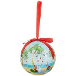Holiday Whimsy Bay II Ball Ornament
