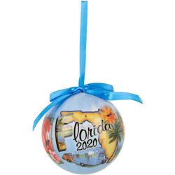 Brighten the Season 2020 State of Florida Ball Ornament