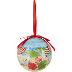 Brighten the Season Beach Chair & Umbrella Ball