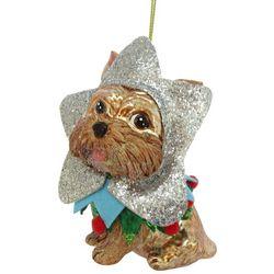 Brighten the Season Yorkshire Star Ornament