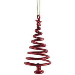 Brighten the Season Spiral Tree Ornament